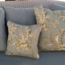 Декоративные подушки Sunbrella Cushions 3793 Mineral Blue Chine, г. Одесса