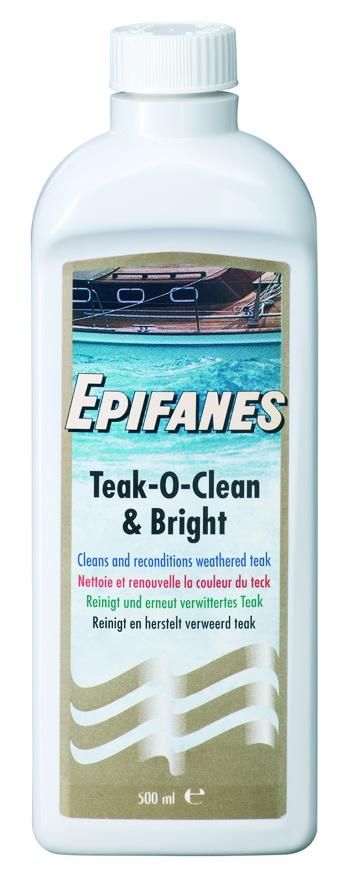 SEAPOWER TEAK-O-CLEAN & BRIGHT