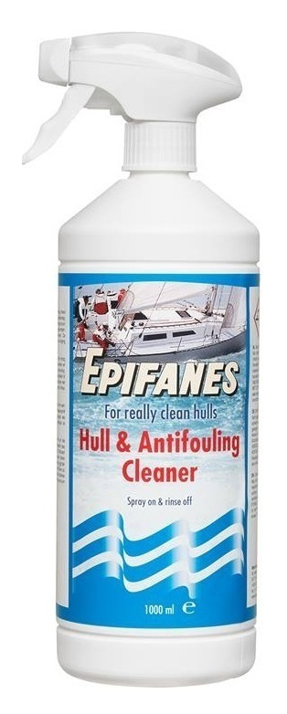 SEAPOWER HULL & ANTIFOULING CLEANER