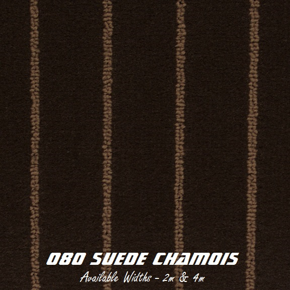TEAK - 080 Suede Chamois