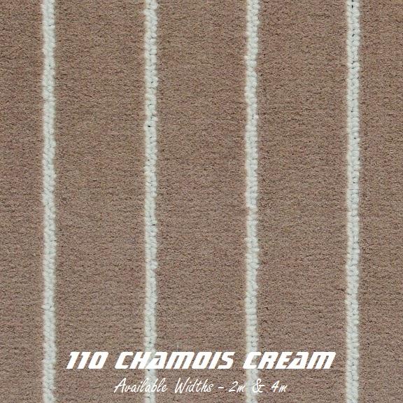 TEAK - 110 Chamois Cream