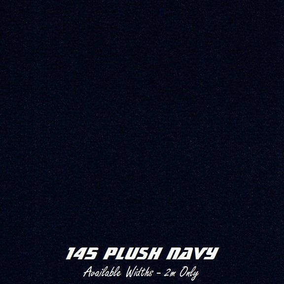 PLUSH - 145 Plush Navy