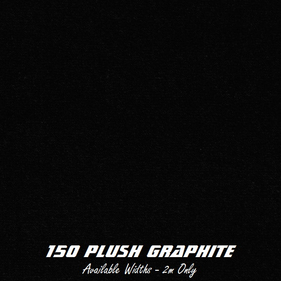 PLUSH - 150 Plush Graphite