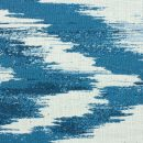 4outdoor 7439 Ikat Indigo