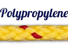 Канаты из полипропилена